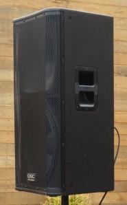 QSC Main Speaker